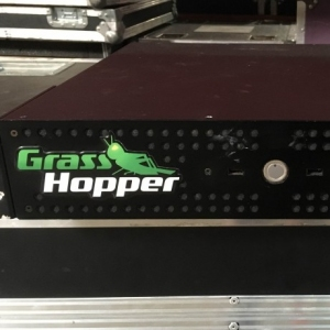 Used GrassHopper from Green Hippo