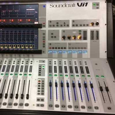 Used Vi1 from Soundcraft