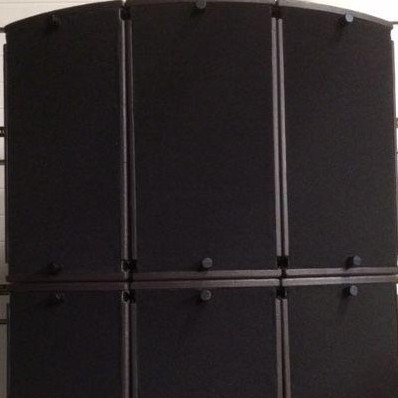 Used ARCS Package  from L-Acoustics