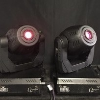 Used Q-Spot 575 from Chauvet