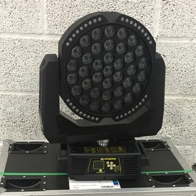Used SolaWash 37 LED from High End Systems