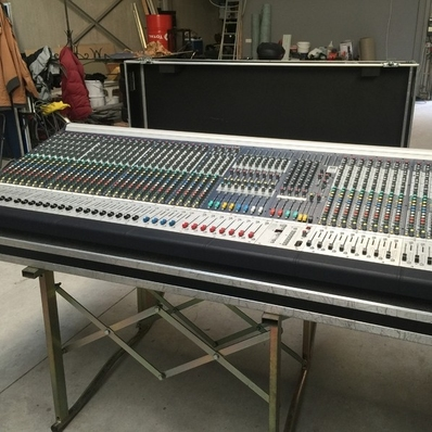 Used MH3 40 from Soundcraft