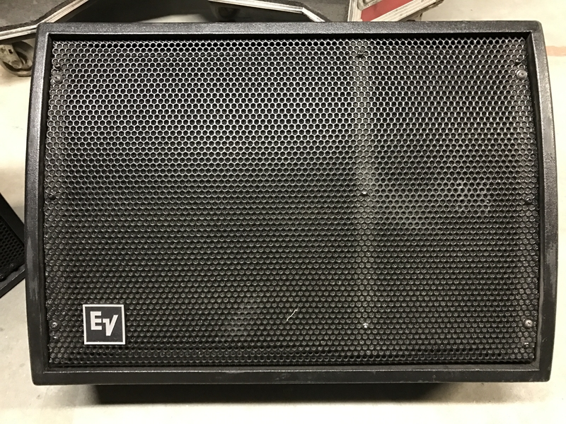 Used Xw15A from Electro-Voice