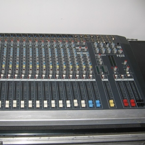 Used PA20 from Allen and Heath