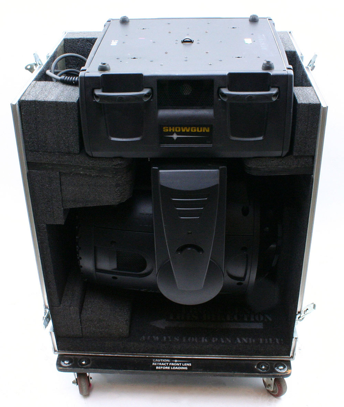 Used Showgun 2.5 from High End Systems