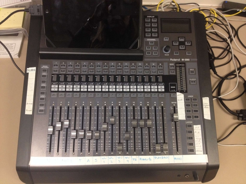 Used M-200i from Roland