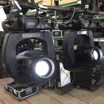 Used VL3500 Spot from Vari-Lite
