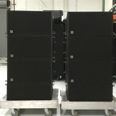 Used Q1 & B2 from db audiotechnik