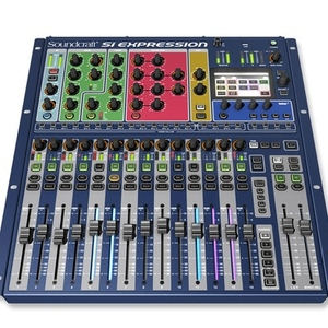 Used Si Expression 1 from Soundcraft