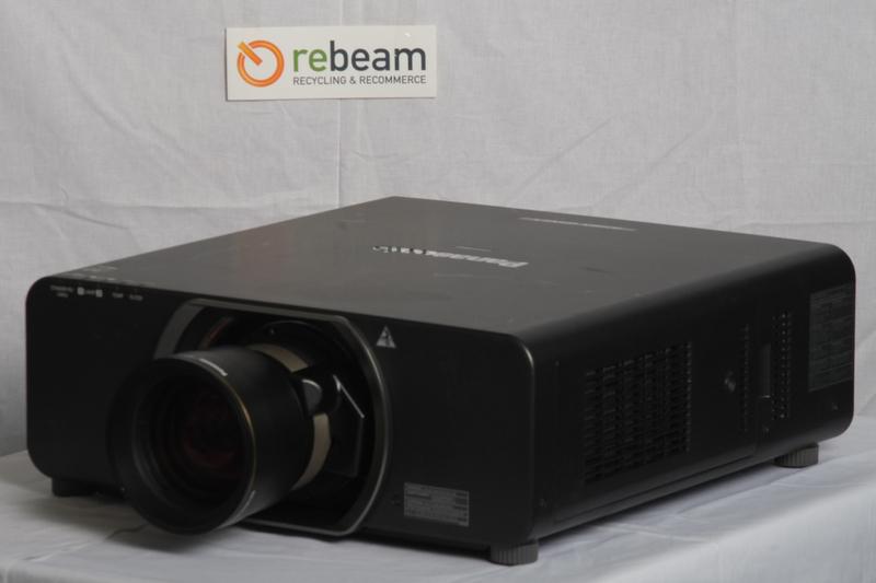 Used PT-DZ110XE from Panasonic
