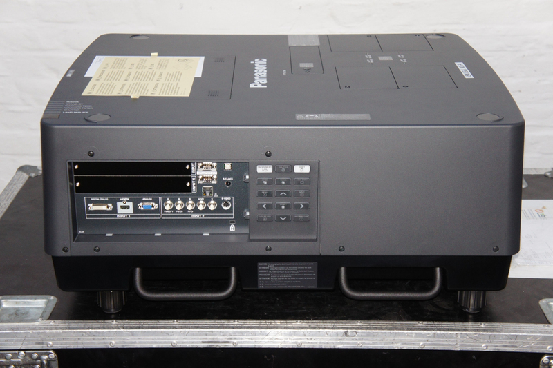 Used PT-EX16K from Panasonic