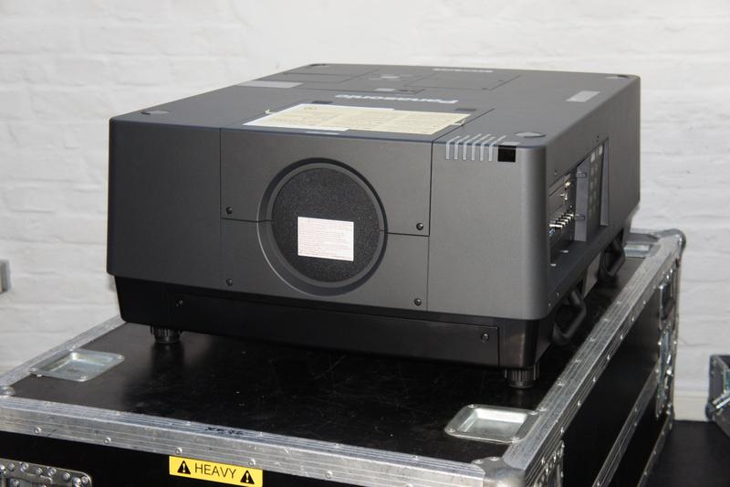 Used PT-EX16K from Panasonic