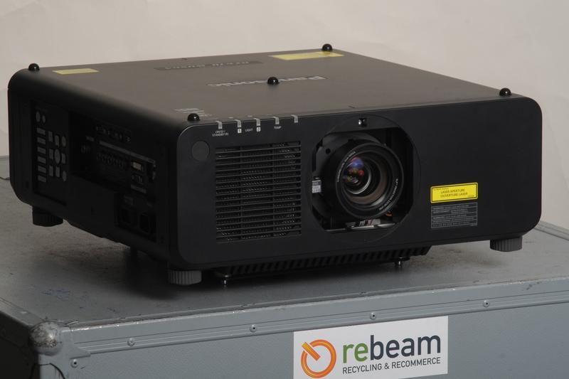 Used PT-RZ670 from Panasonic