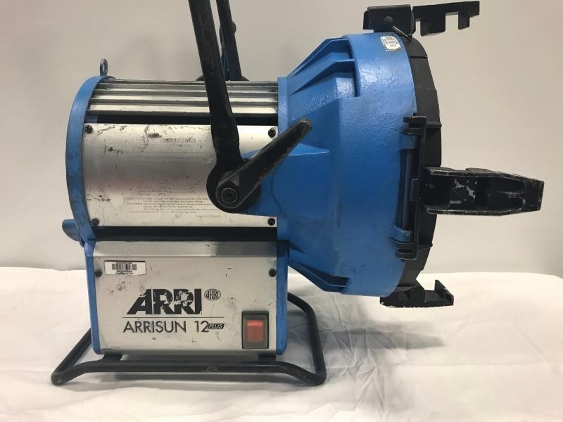 Used Arrisun 12 Plus 1200W HMI Par Kit from Arri