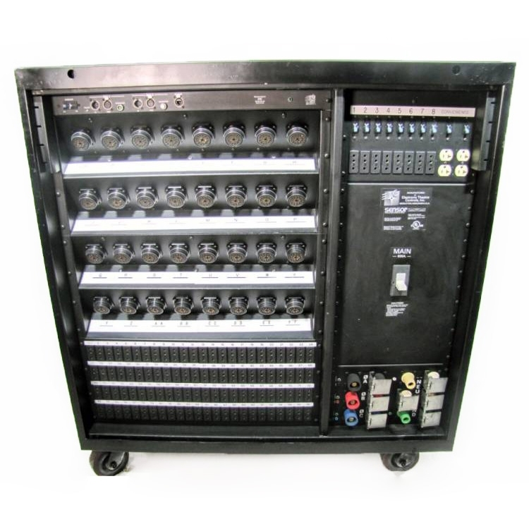 Used Sensor Control Modules - CEMPlus Rack (96 x 2K) from Electronic Theatre Controls