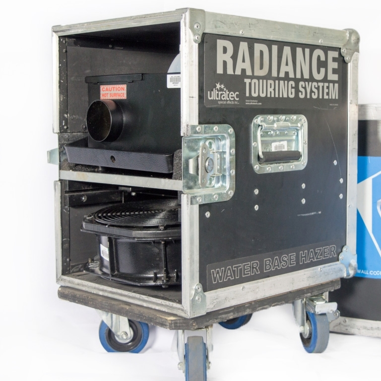 Used Radiance Hazer Touring System from Ultratec