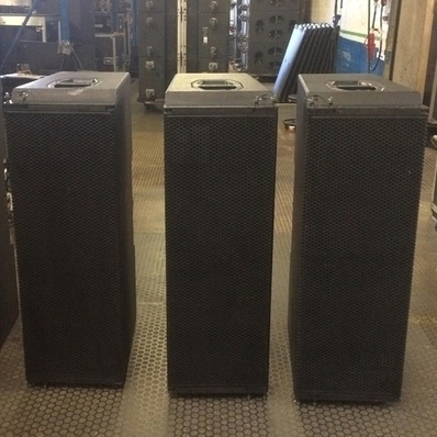 Used J8 J12 J-SUB System from db audiotechnik
