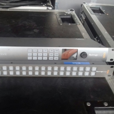 Used Videohub Clean Switch from Blackmagic Design