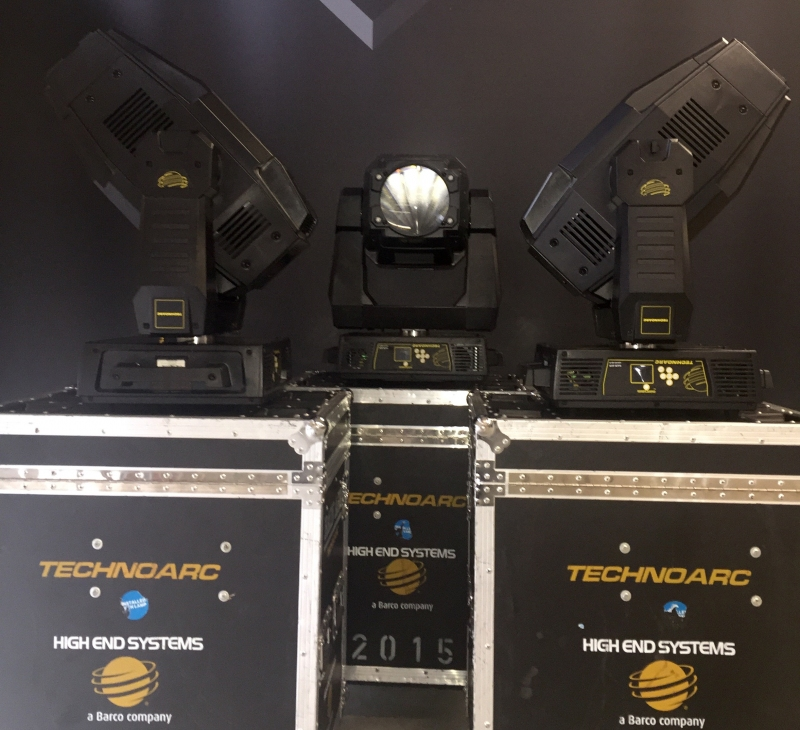 Used TechnoArc from High End Systems