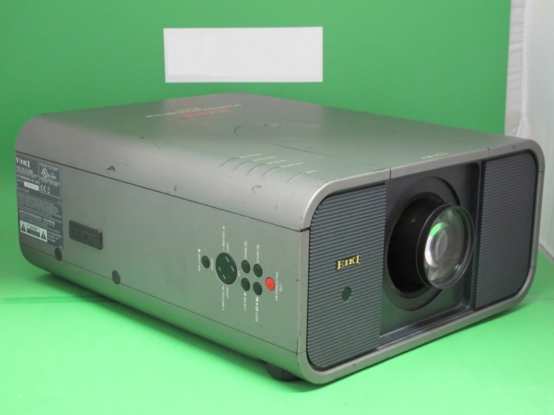 Used LC-X85 from Eiki
