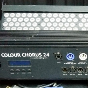 Used Colour Chorus 24 from Elation