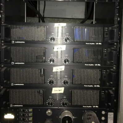 Used LA48a from L-Acoustics