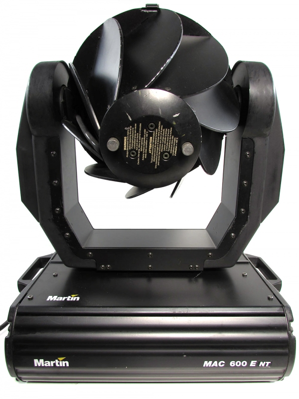 Used MAC 600 NT E from Martin Professional